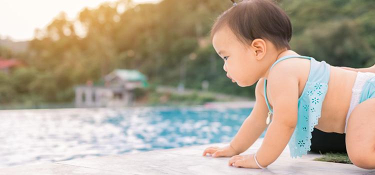 Maillots de bains 2 pièces pour enfant fille